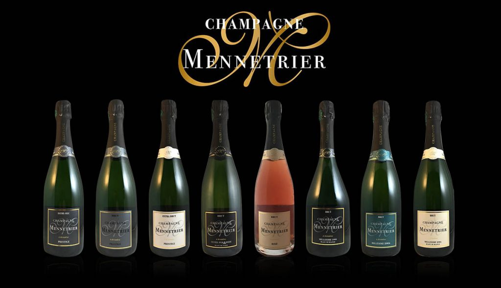 gamme bouteille champagne mennetrier