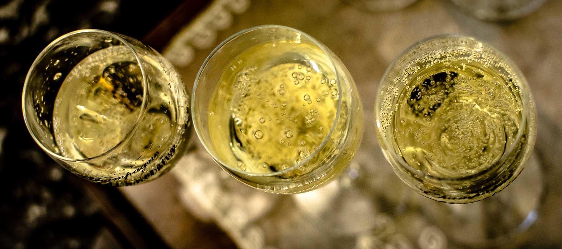 Coupe De Champagne Mennetrier