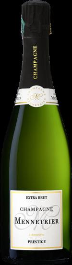 champagne mennetrier_extra brut prestige