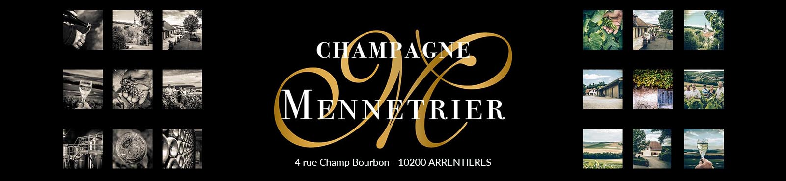 site web champagne mennetrier