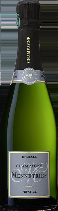 champagne mennetrier_demi-sec prestige