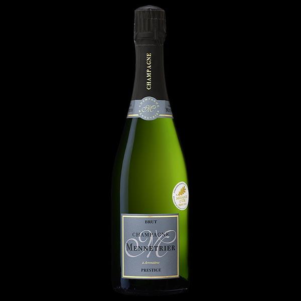 champagne mennetrier brut prestige