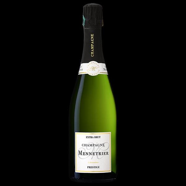 Champagne mennetrier côte des bar extra brut