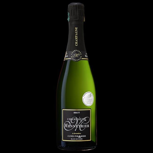 champagne mennetrier pyramide